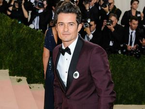 Orlando Bloom 'buried' Katy Perry in birthday flowers