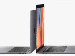 Apple unveils MacBook Pro's Touch Bar