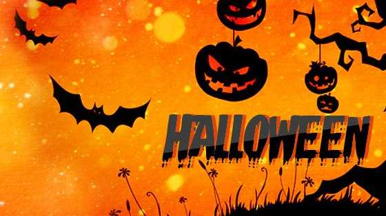 Get dressed up and have some fun on Halloween.