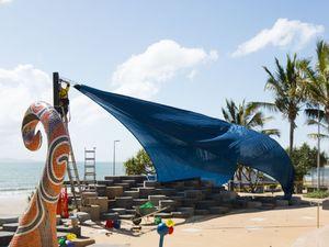 Keppel Kraken throws serious shade at water park goers