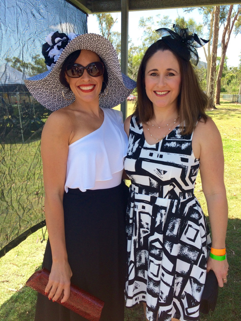 Renee Crane and Narelle Humphries