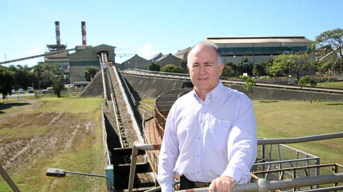 BACK AGAIN: Mackay Sugar chairman Andrew Cappello has retained his position, as has grower director Lawrence Bugeja, following the company's annual meeting.