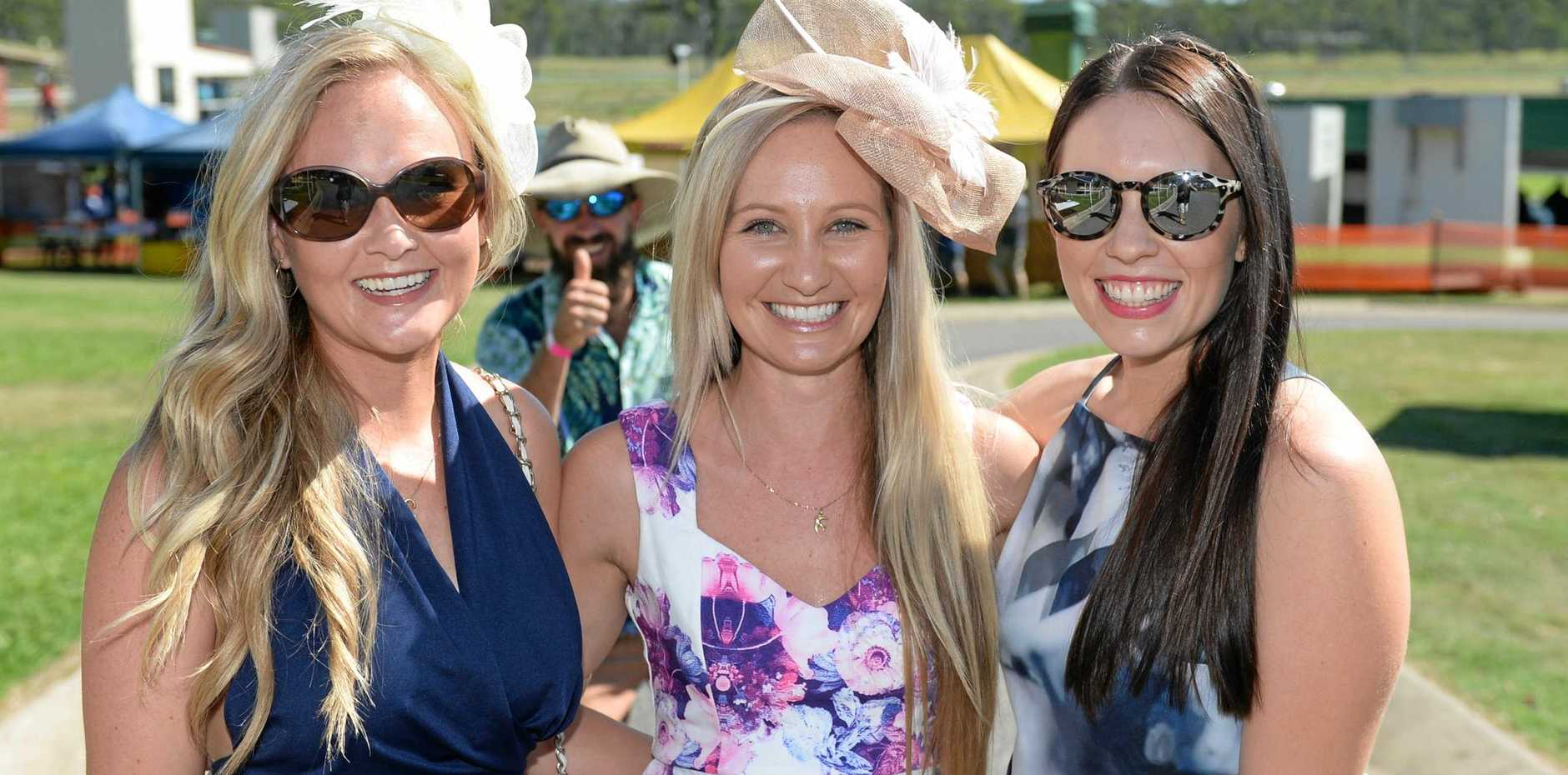 GIDDY UP: Yeppoon Races are on today.