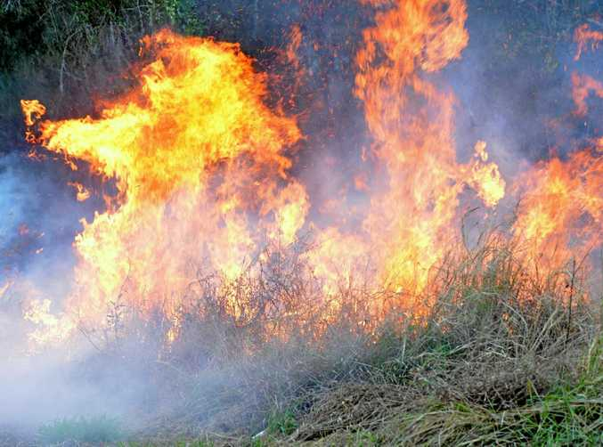 FIRE fighters are battling a massive blaze tonight. (File pic).