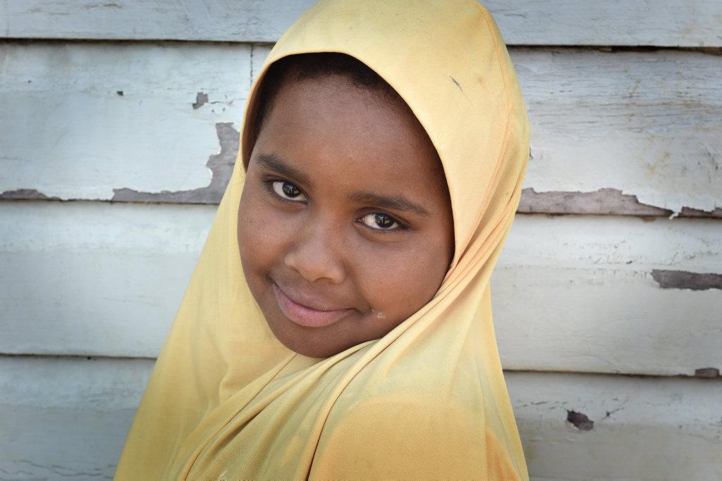 Mariam Mohamed.