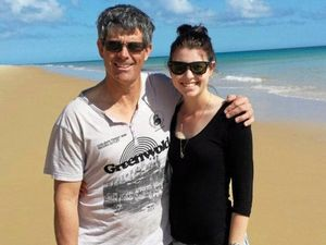 Daughter's mission to end dad's life of pain
