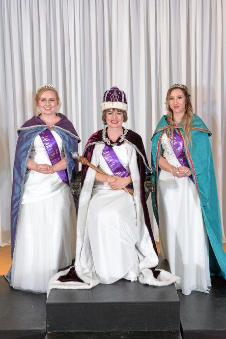 2016 Jacaranda Queen crowning official photos.