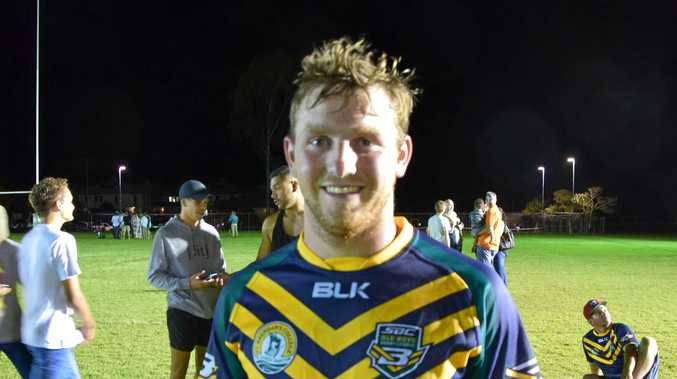 STANDOUT: orth Queensland Cowboys under-20s star Cooper Bambling put on a clinic for his side.
