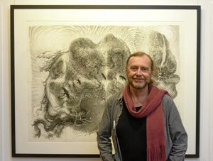 2016 JADA finalist Michael Riley