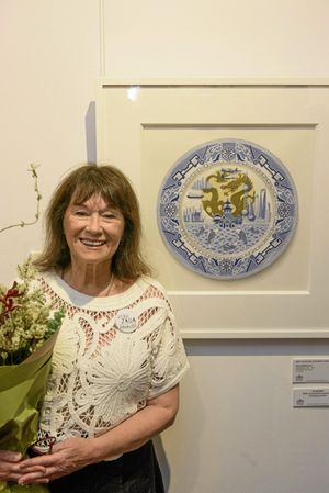 2016 JADA finalist Betty Greenhatch