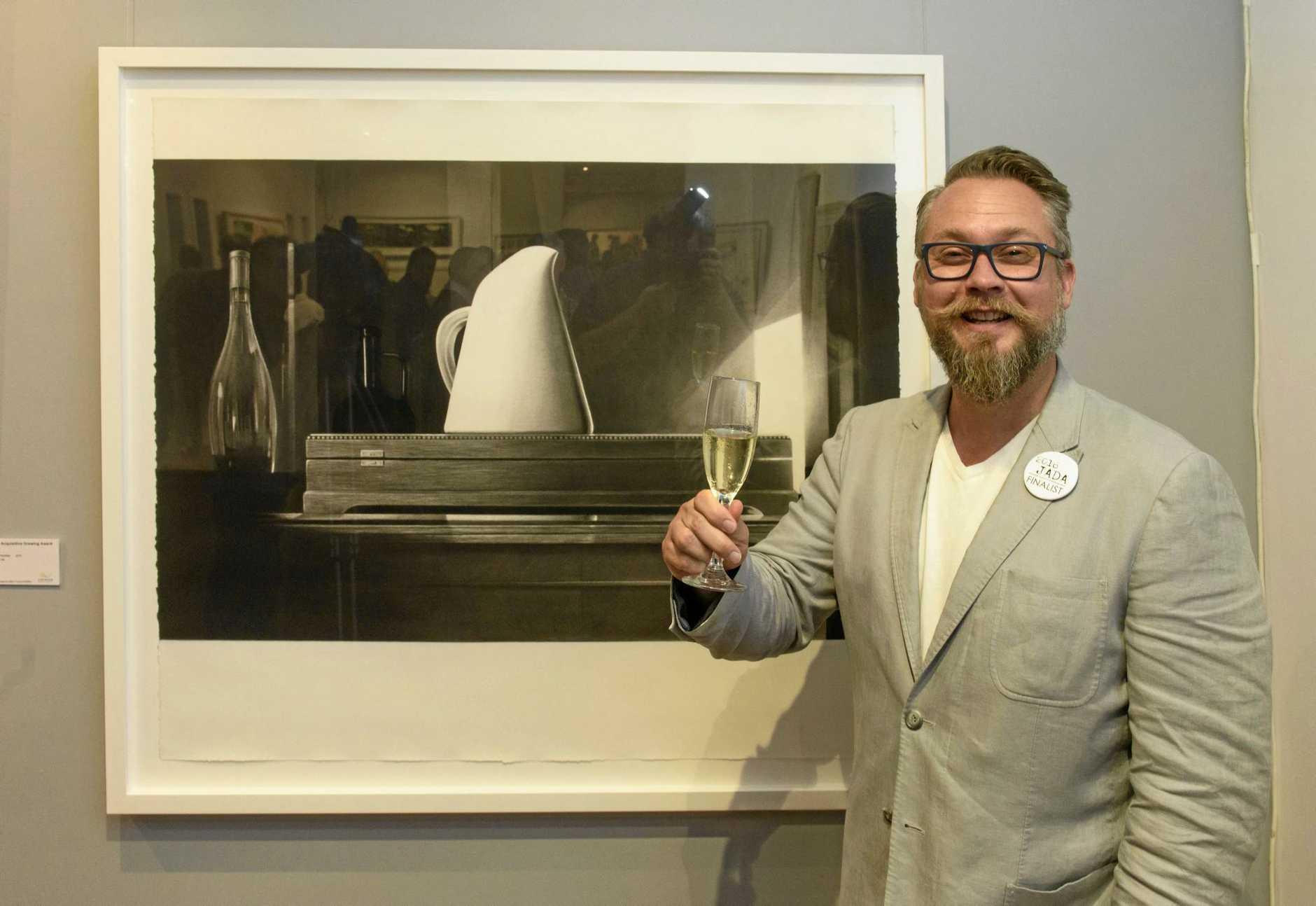 2016 JADA finalist Adam Cusack