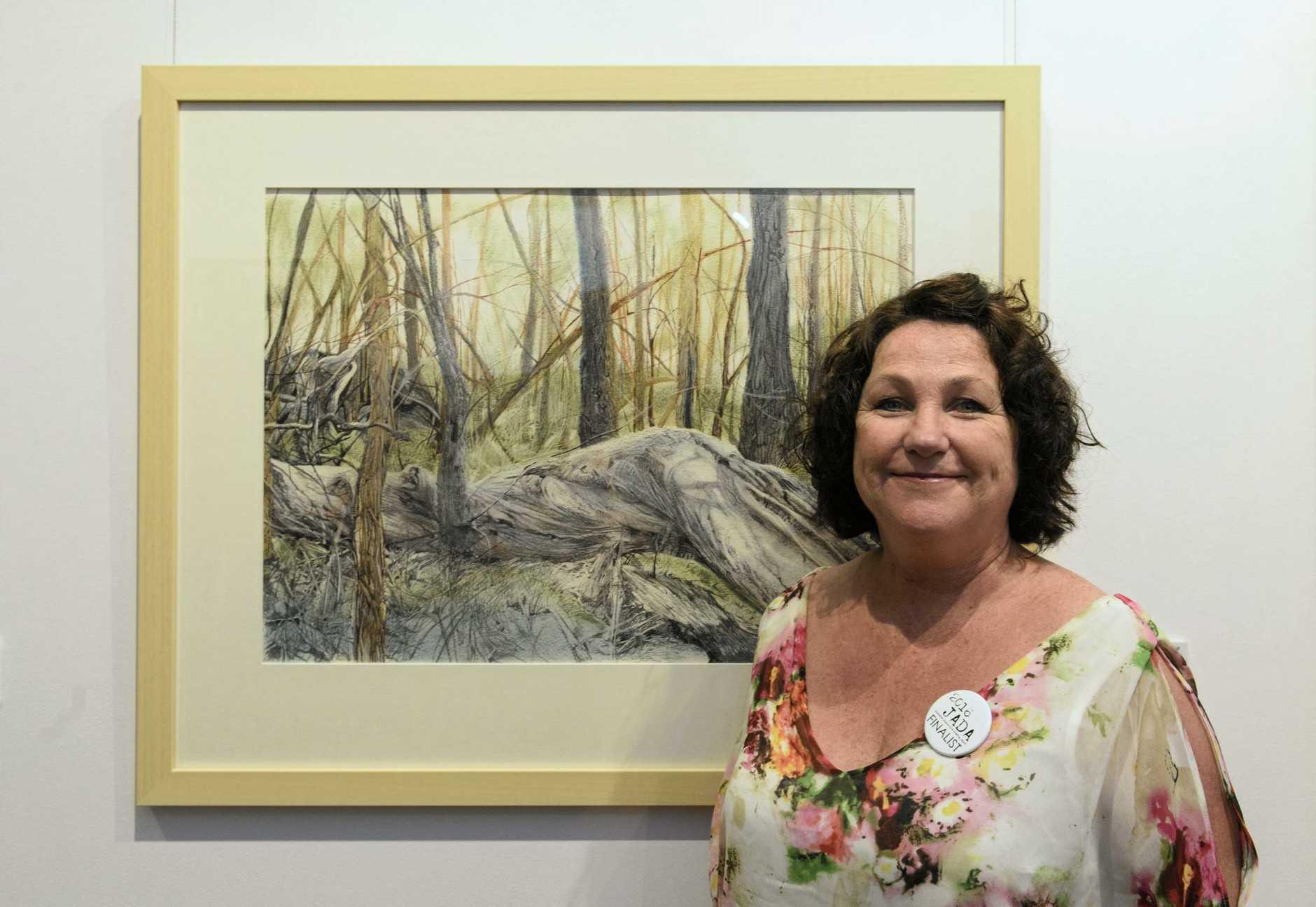 2016 JADA finalist Liz Slater