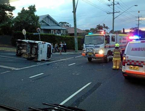 Police warn of impending blitz on dangerous driving following multiple car crashes this week.