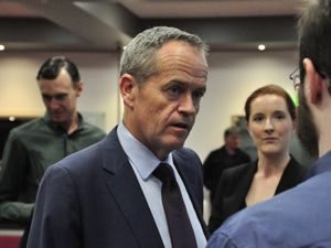 Bill Shorten, we want a fair go!