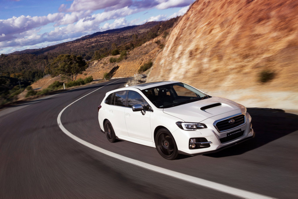 WRX WAGON? Subaru's Levorg proves having kids doesn't mean you have to throw away the fun factor.