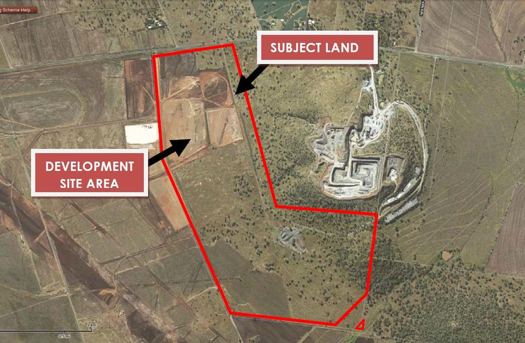 The plastics plant planned for Wellcamp.