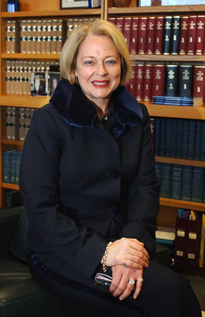 Queensland Court of Appeal President Justice Margaret McMurdo
