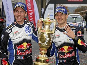 Ogier seals yet another win