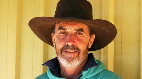 Galilee Basin grazier Bruce Currie