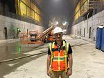 Mackay engineer now works 14 storeys underground in Big Apple