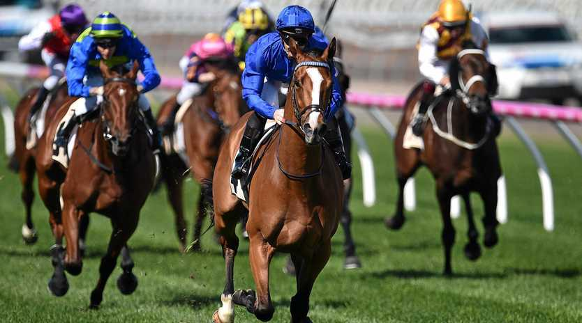 Hartnell is the early favourite in the Doncaster Mile.
