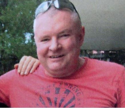 Accused murderer Anthony O'Donohue
