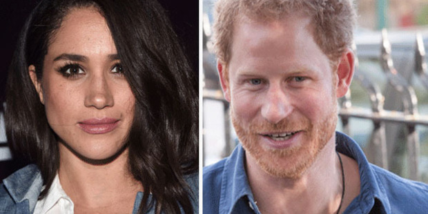 Prince Harry is not giving anything away about his rumoured romance with Suits star Meghan Markle.