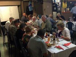 Mundubbera Rotary Melbourne Cup Calcutta Dinner