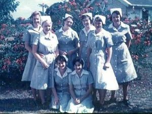 A tribute to a former Coraki nurse at Campbell Hospital