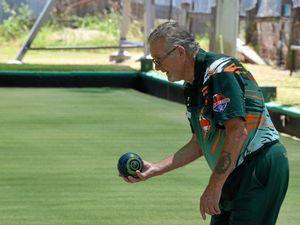 Joe bowled over by Gayndah