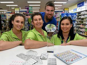 Bundaberg chemist takes out top pharmacy award