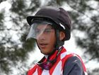 IN THE SADDLE: Jockey Jedidiah Hodge will ride Lady Mercury at Clifford Park today.