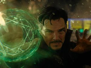 Movie review: Marvel at Doctor Strange action