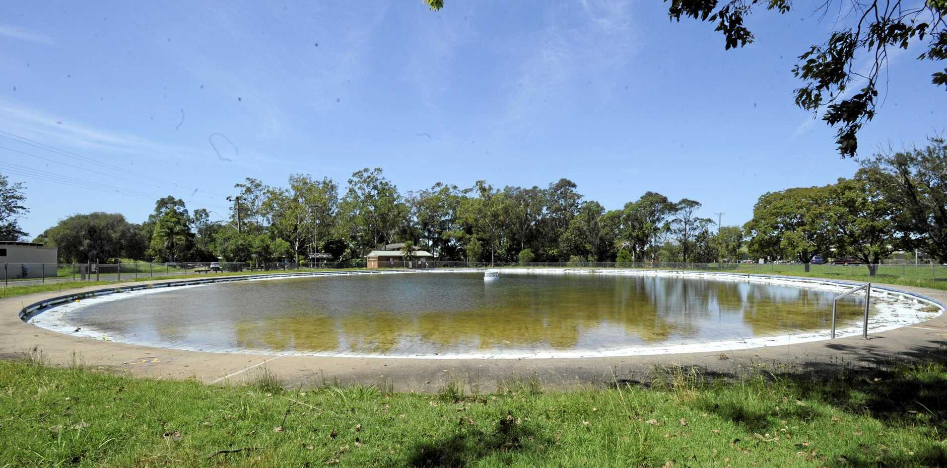 SUPPORT NEEDED: The future of the Lismore Lake Pool is in the hands of the community now, according to councillors.