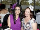 Spring fashion on show at Melbourne Cup luncheon