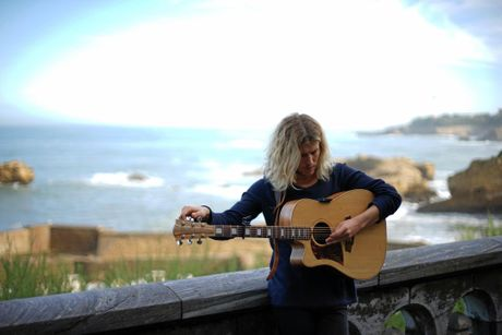 COAST KID: Ziggy Alberts will return home to the Sunshine Coast for his latest tour in November.