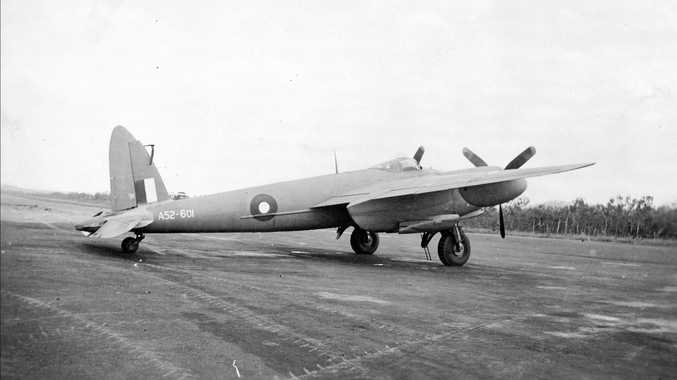1 Squadron flew the De Havilland Mosquito (Donor K. Muller)