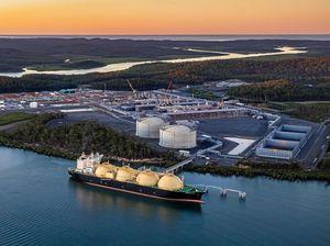 Curtis Island LNG plant boosts Origin's profits