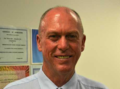 Pat Weir, Condamine MP.