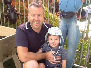 Pain and fear after dad killed riding bike home