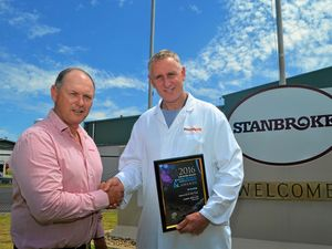 Stanbroke Beef raises steaks at business awards