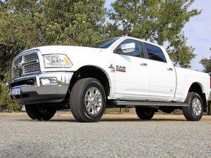 Dodge Ram just like a truck