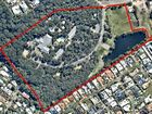The outline of the area affected by the proposed 338-unit development at Alexandra Headland.