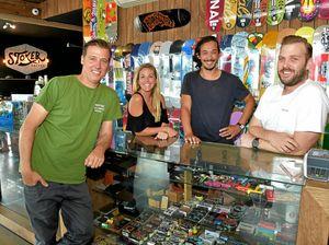 Barber and bar planned for legendary Coast skate cafe