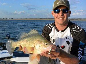 Langford has bigger fish to fry