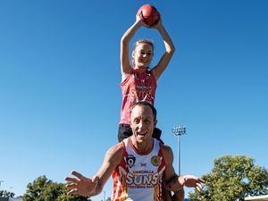 Suns bring new nine-a-side Aussie rules comp to town