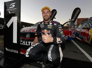 It's game on with teammate Whincup, admits van Gisbergen