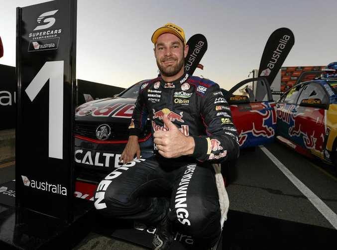 Red Bull Racing Australia driver Shane van Gisbergen.