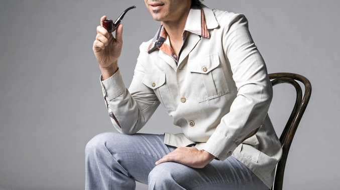 COMEDY: Arj Barker is arguably Australia's favourite American comedian.