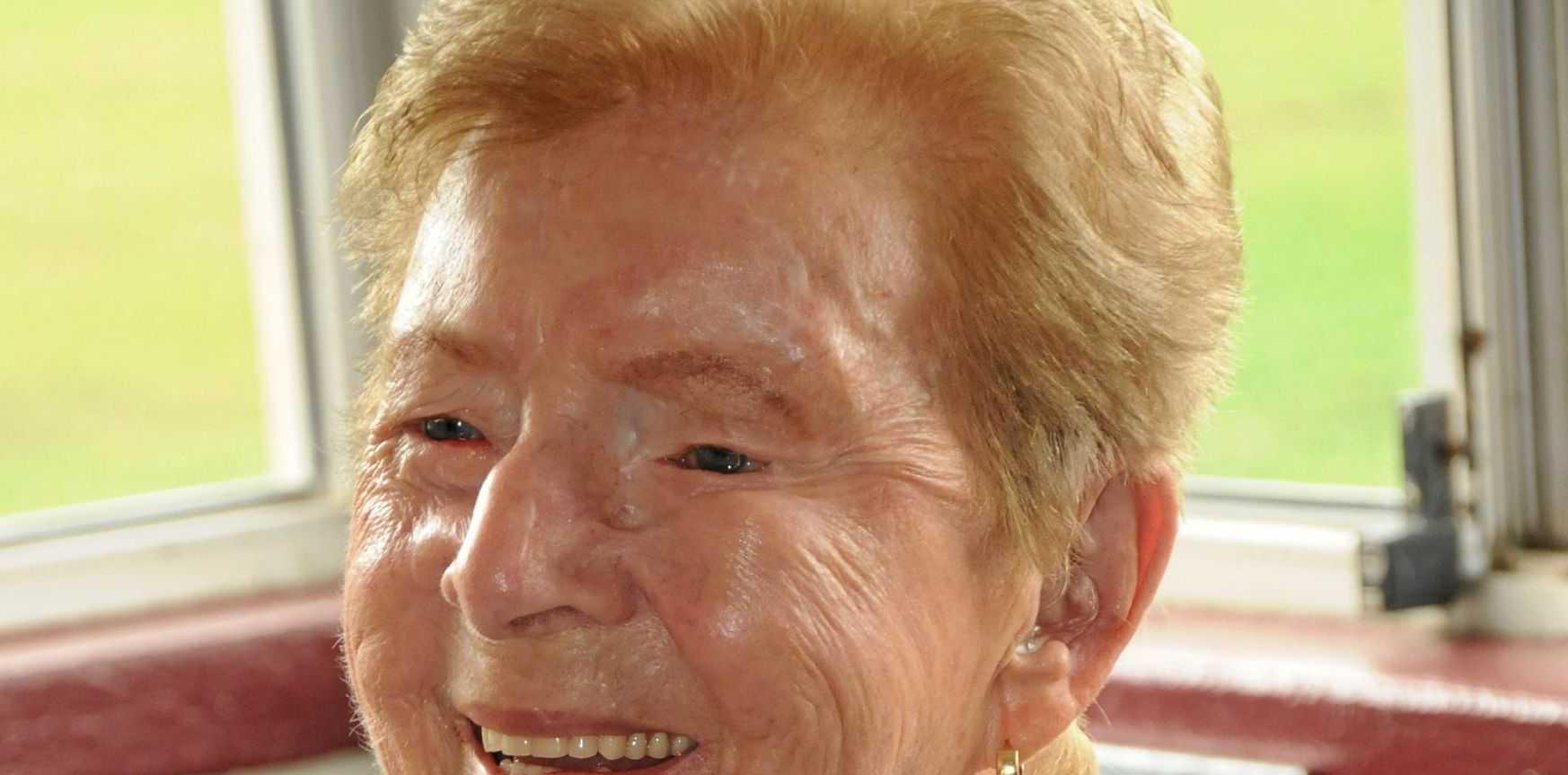 HAPPY BIRTHDAY: Nellie Johnson will celebrate her 100th birthday on November 14.